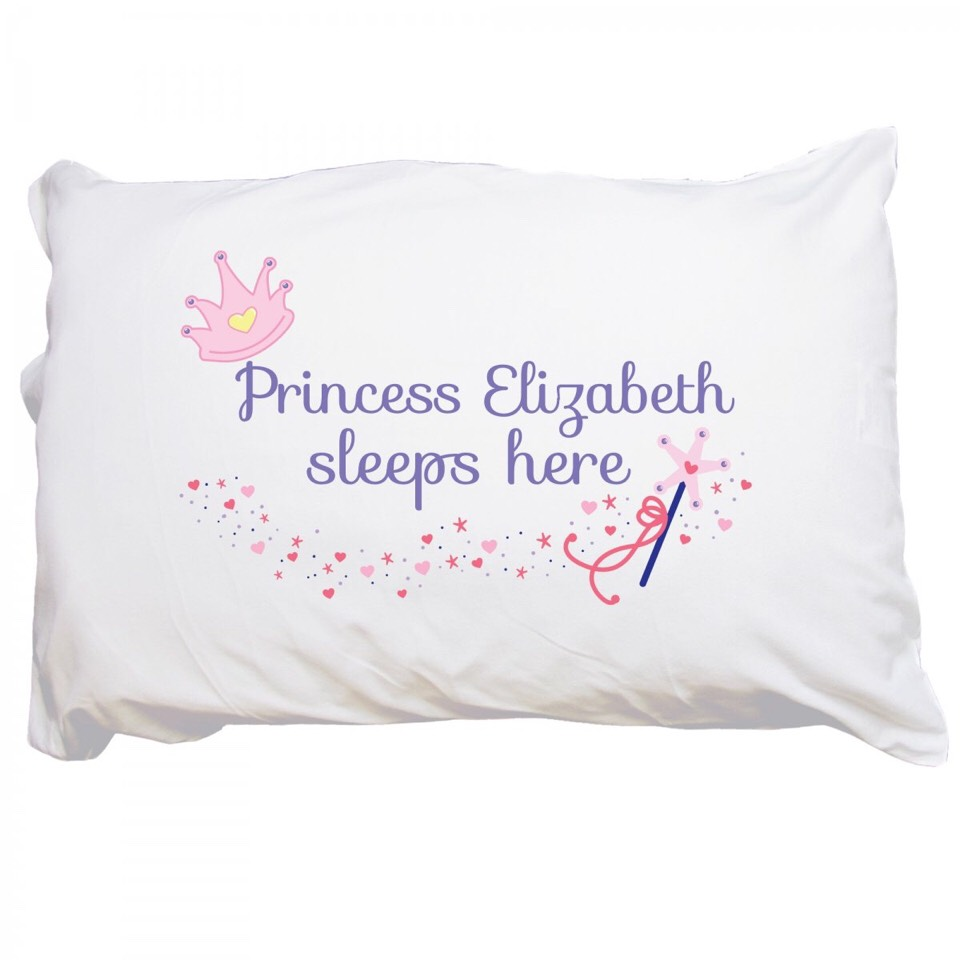 Personalise your own pillow cases💗