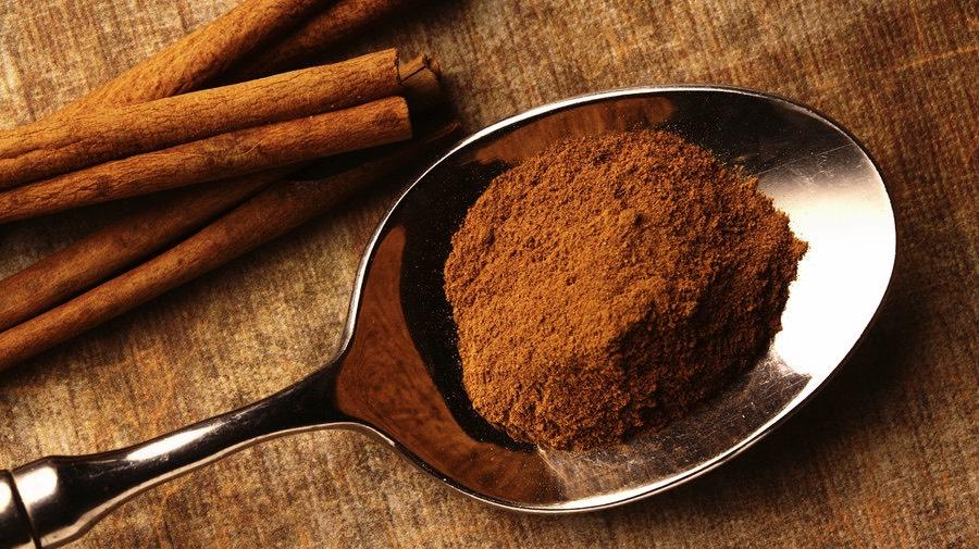 2nd you will need some cinnamon (1 tea spoon) 🍴