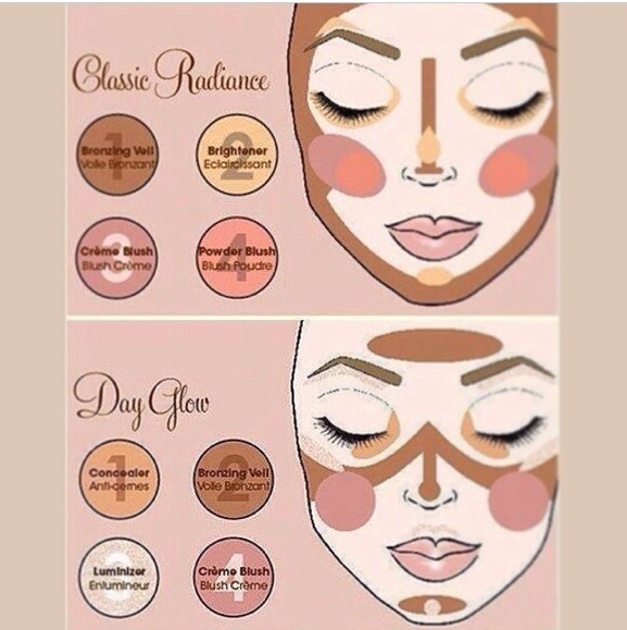 Contouring to define and enhance your features using two different methods.