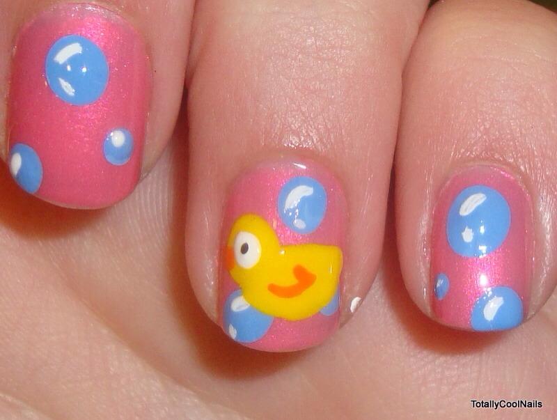 Cute little ducky
