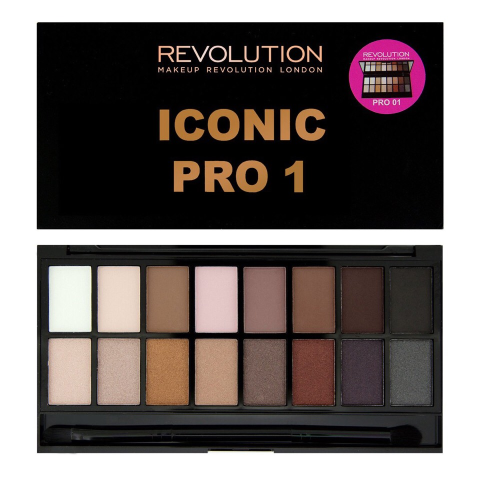 Makeup Revolution has the Iconic Pro Palettes 1 & 2 and are great affordable, quality dupes!