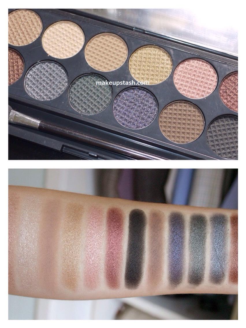 "Sleek I-Divine ""Storm"" Eyeshadow Palette"
