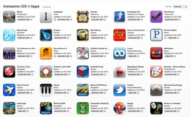 Awesome apps for FREE