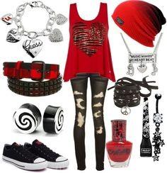 Emo style