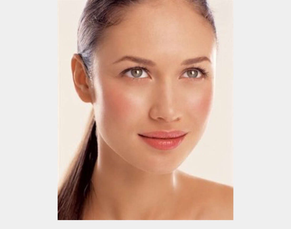 Free of acne spots, sun spots, and wrinkles. Try different types of lotions and spot treatments.