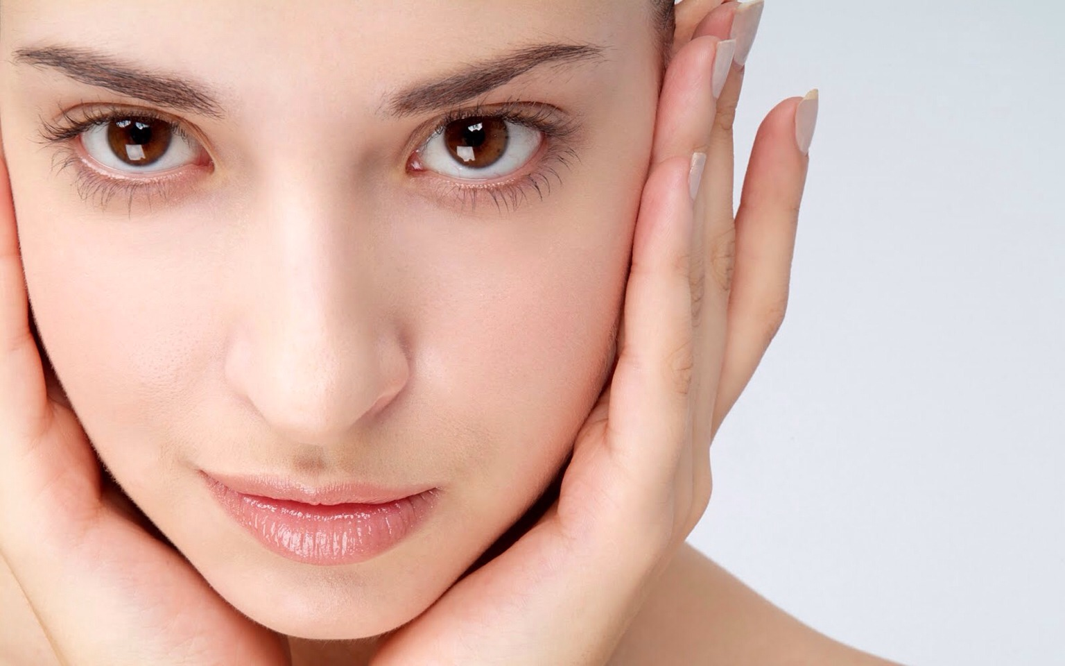 Keeping your skin hydrated means it'll be clearer as all the toxins are flushed out.