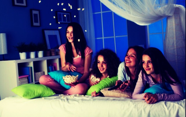 Today you'll be learning how to host the best sleepover ever
