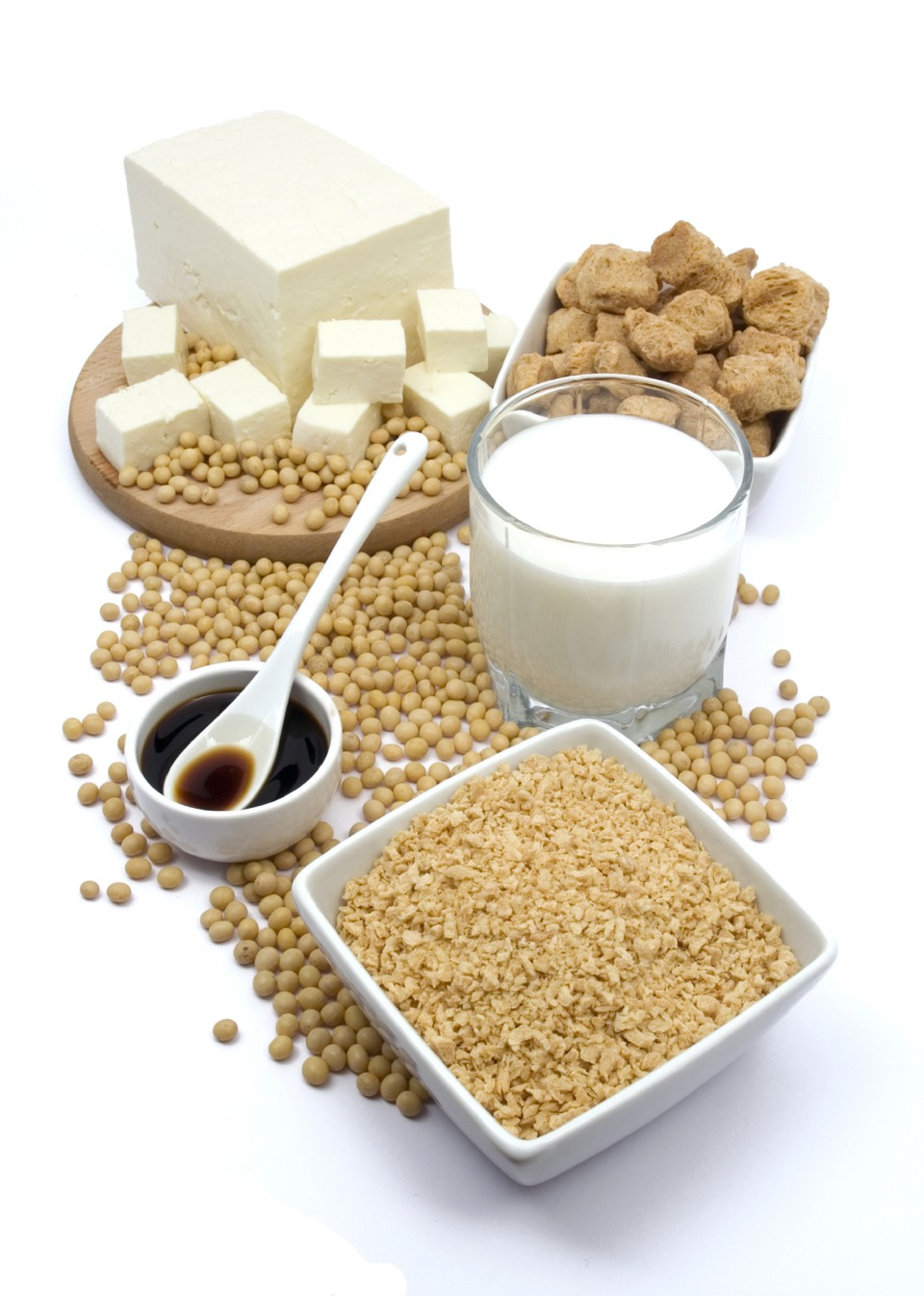 Soy According to a study published in the European Journal of Nutrition, ingesting soy regularly can help reduce the appearance of fine lines and wrinkles. Study participants saw significant results in six months—and they had less dark spots and under eye circles, too!