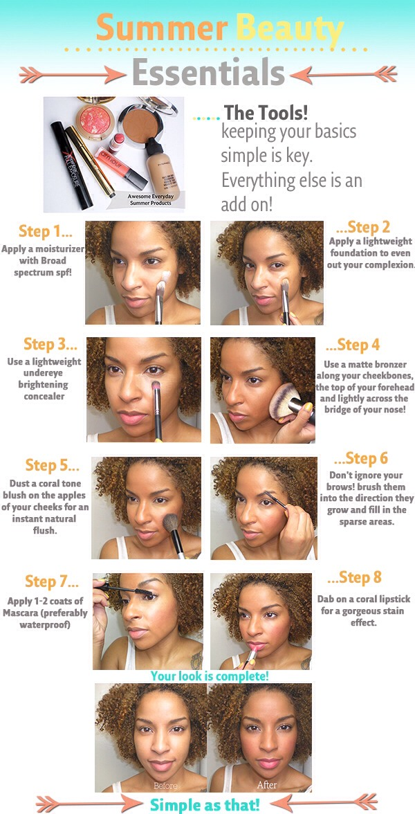 How To Apply Makeup Make Your Face Look Flawless
