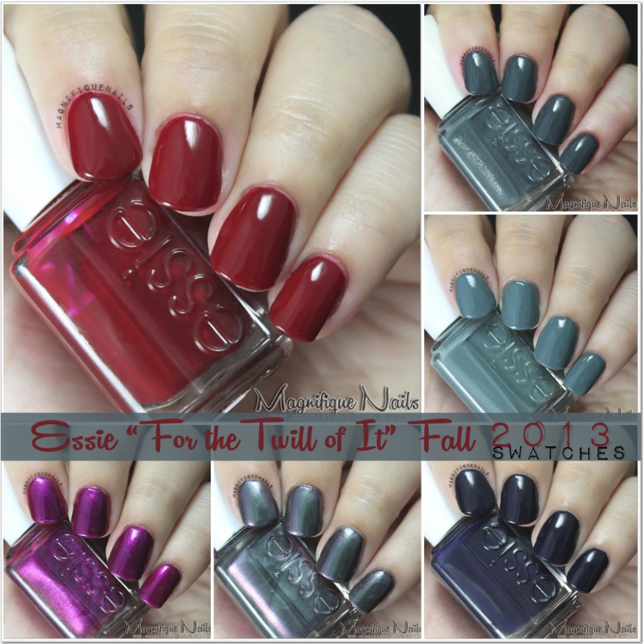 Must Try Essie Fall Nail Colors Fallnails