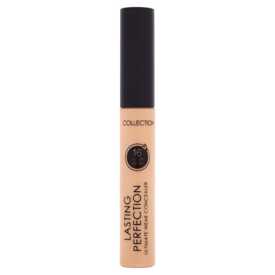 A concealer is also key as sometimes throughout the day your eyes can start to look more tired and areas need a little touch up, it's easier to use a concealer than apply the foundation again