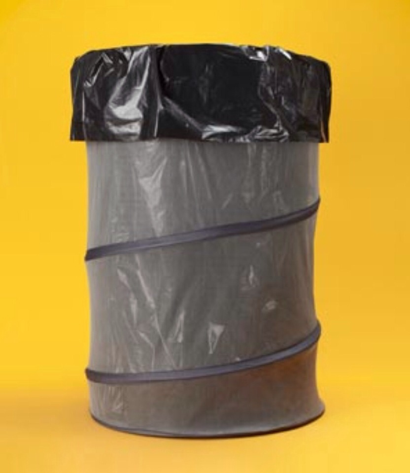 Musely - Collapsible trash bins ...