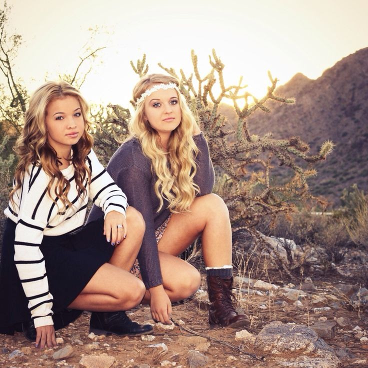 Cute BFF Photo Shoot Poses By Eveline Rodriguez