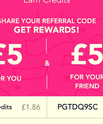 Use this referral code for the app lalalab and get £5 worth of free prints