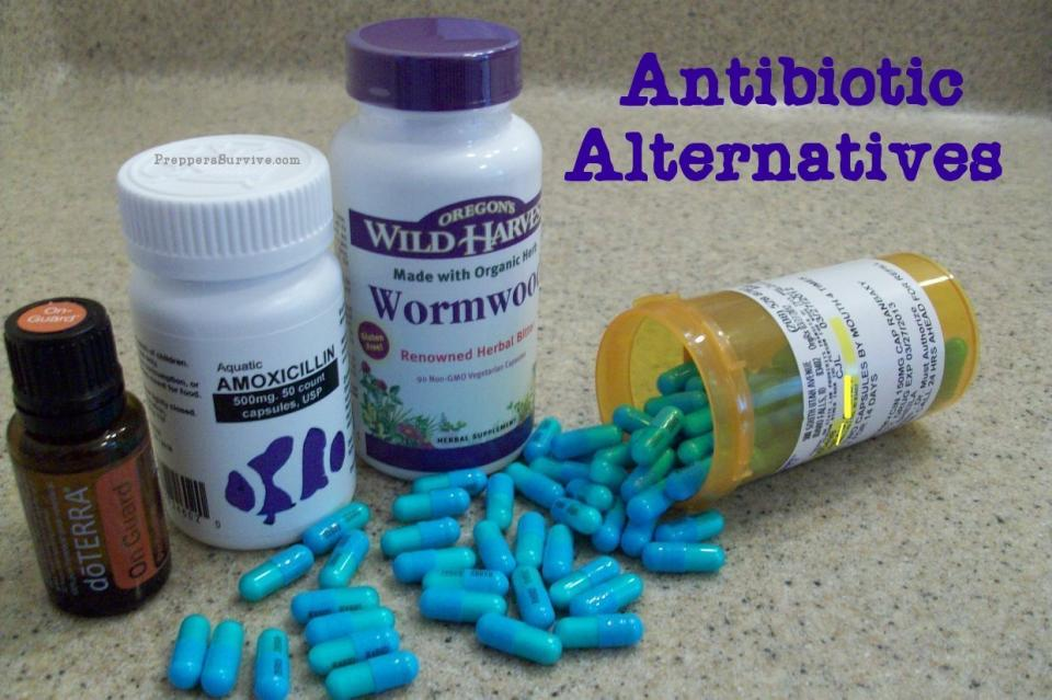 There is a cheaper way to get Antibiotics?  http://www.prepperssurvive.com/antibiotic-alternatives/