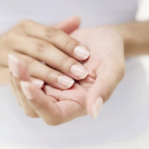 Apply Vaseline on your cuticles 2 times a day to help them look, feel and get healthier