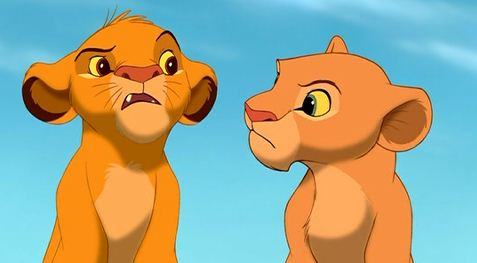 Are you a simba? Your true love has been right beside you your entire life! And youve never noticed till now its time to escape the friendzone and break into the love you never know your bestfriend might feel the same way 😜