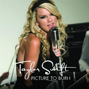 So 'Picture to Burn' by Taylor Swift is the per-fect song for when you go through a breakup and you're totally pissed at him and want nothing to do with him anymore!