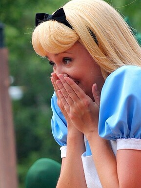 Alice Can be found in the United Kingdom in the World Showcase.