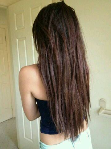 Want long hair like this? Follow these steps and your hair can get to this length