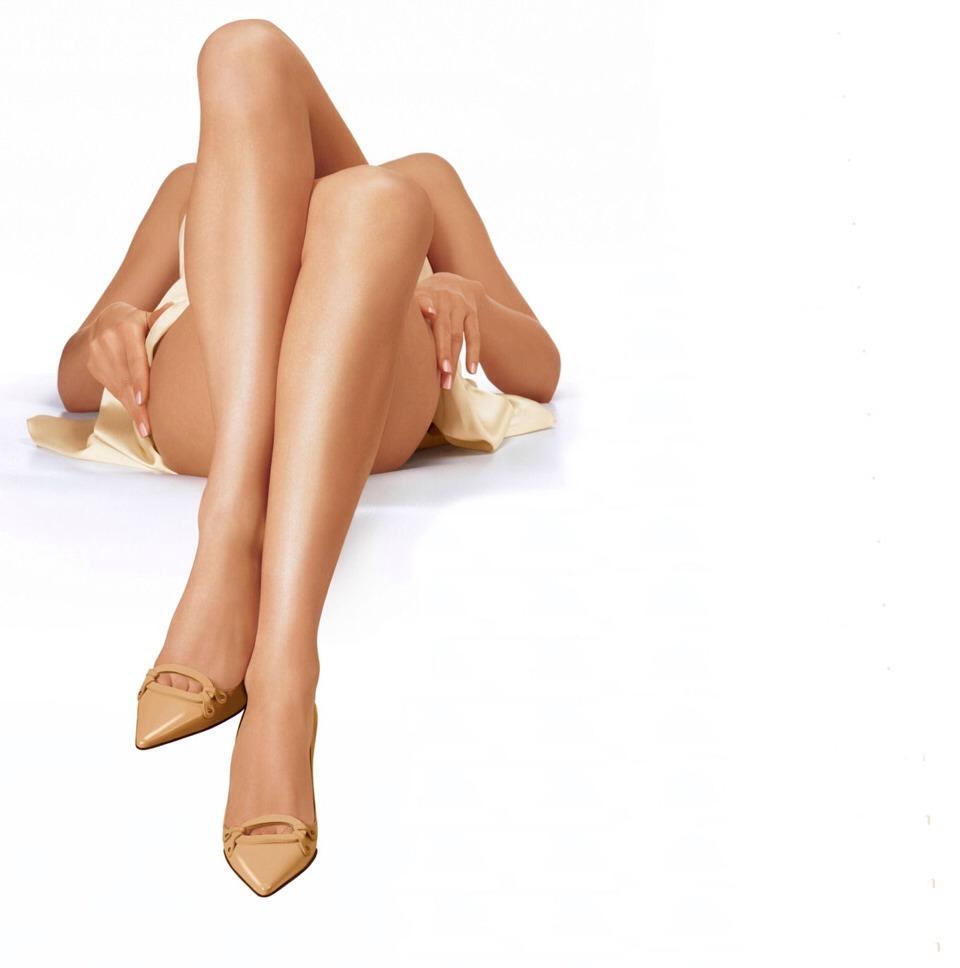Ножки девушек крупным планом фотообои — pic 9