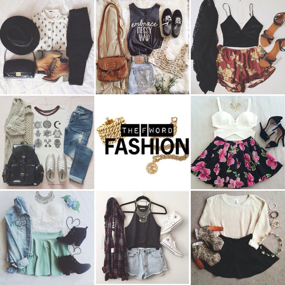 """Obsessed with fashion? Check out the group """"The F: Word Fashion"""" for more!"""
