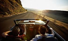 3. Take a mini road trip! Go on a drive, anywhere, just for the day. Head to the next town over, or maybe just a part of town you don't ever see. The only rule is that it has to be somewhere new, making your mini road trip a true adventure.