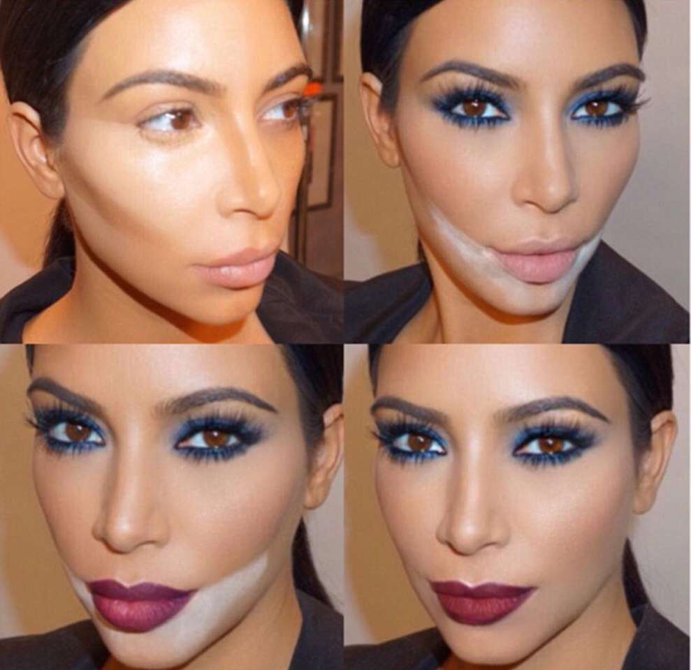 П��contour Facts💋 No 1 Always Make Sure You Have A Good Contour Pallet And  The Right Brush, Use The One That's Right For You