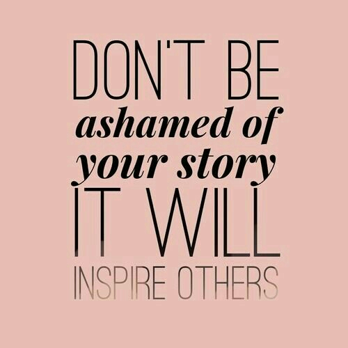 I encourage you to share your story in the comments. You'll be surprised by how many people are going through the same thing as you.