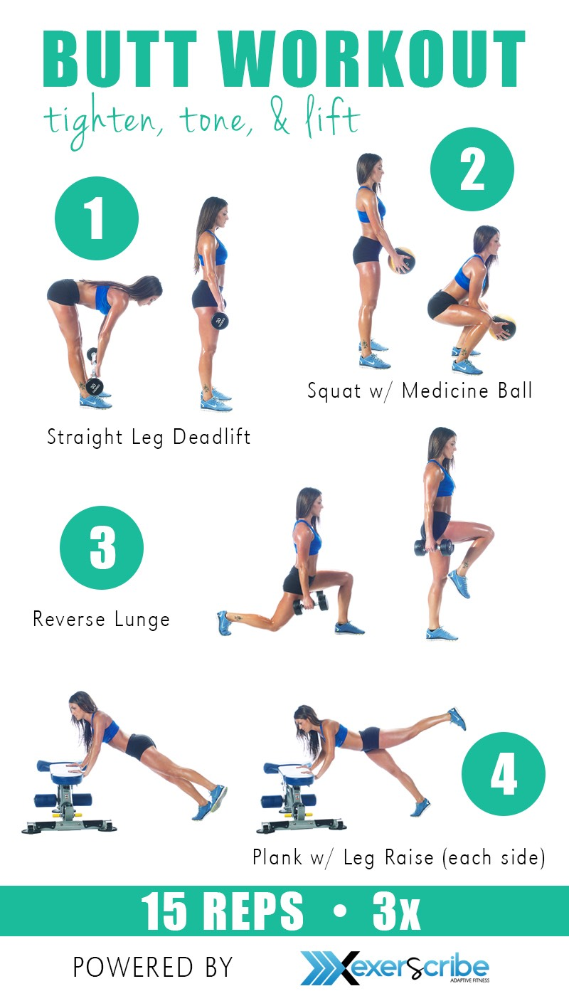 Please give this a like if you think this is a good butt workout