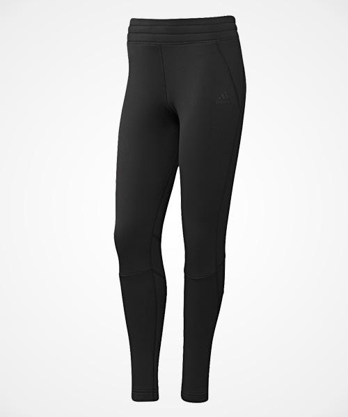 Adidas Techfit ClimaWarm+ Tights  The fabric of these tights is woven just tightly enough to block cold air while still allowing sweat to escape. Mesh vents behind the knees are a sign that these budget-friendly tights are on par with premium options. $55, adidas.com