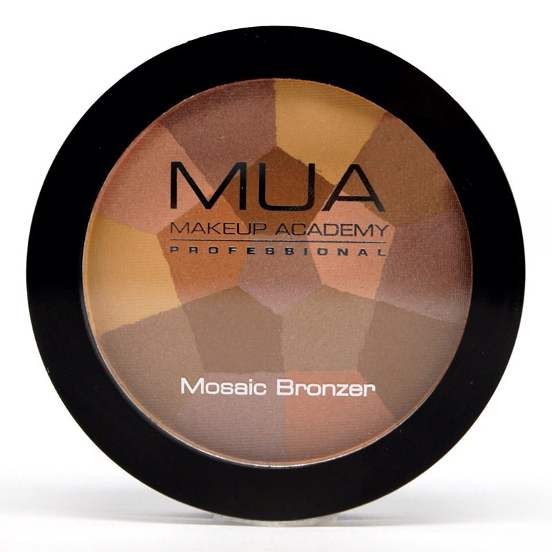 A bronzer, to define your face and give you a sun kissed look!