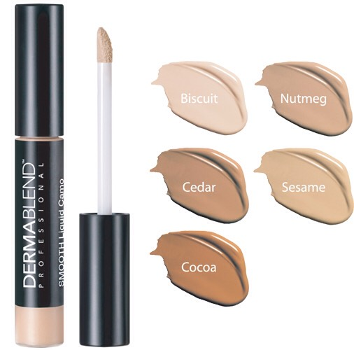 PRODUCT RECOMMENDATION | Dermablend Smooth Liquid Camo Concealer