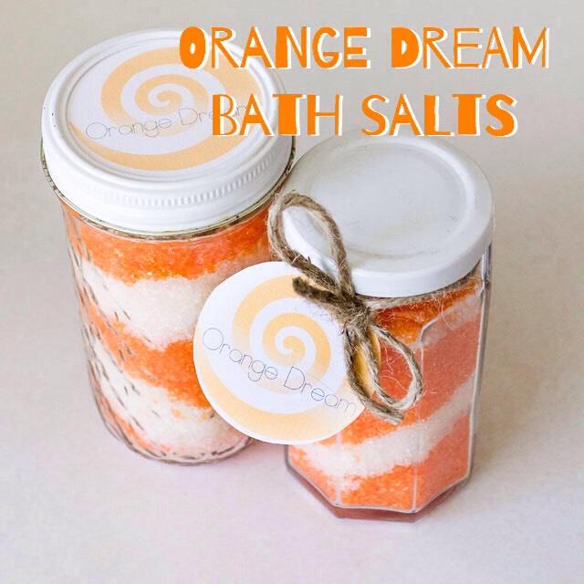 Recipe found HERE |https://misswish.com/diy-orange-dream-bath-salts