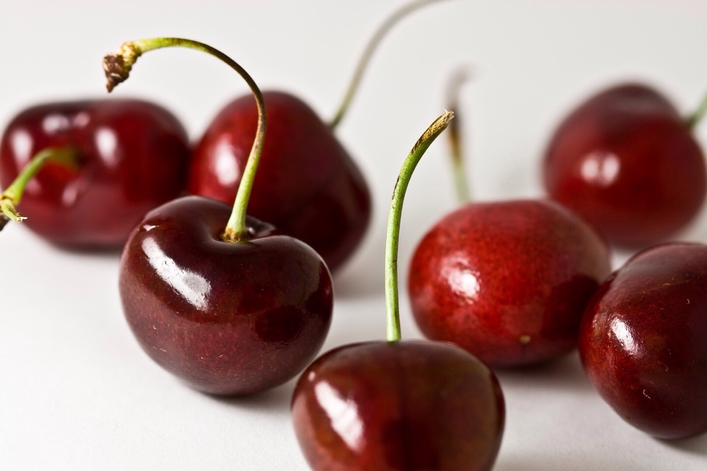 1. Cherries. Fresh and dried cherries are one of the only natural food sources of melatonin, the chemical that controls the body's internal clock to regulate sleep. Researchers who tested tart cherries and found high levels of melatonin recommend eating them an hour before bedtime.
