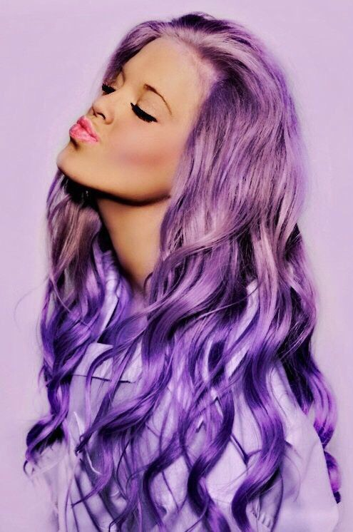 Dye your hair a simple exotic color! these look very cool and will have your friends & peers love it !