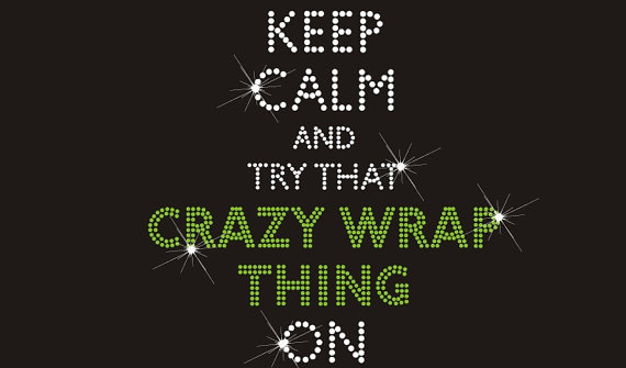 Have you ever heard of that crazy wrap thing?? Results show that it can tighten, firm, and tone the appearance of your skin, and most people see results in as little as 45 mins 😍