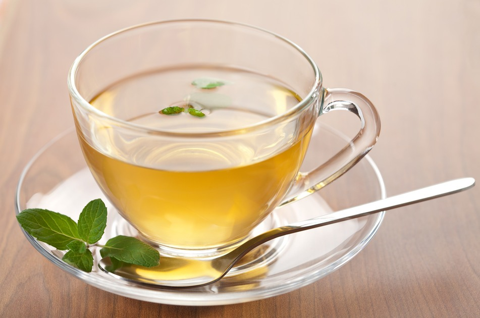 Green tea is so incredibly good for you. It's full of many antioxidants and helps speed up your metabolism. Many have said that this has immensely aided in their weight loss. Try drinking this twice a day, if not, at least once a day.