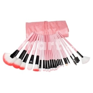 22 Piece Set Professional Cosmetic Makeup Brushes Only $14.59                     Ships in 24 hours