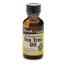 You can find tea tree oil at any drug store