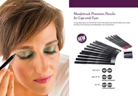 these eye pencils are amazing...and dont forget they double as lip pencils too! Great for facepainting with too if you have kids n need some fine lines or as borders on their face... all worth $20 each...how could you go wrong. .. www.melsyouniquelife.com