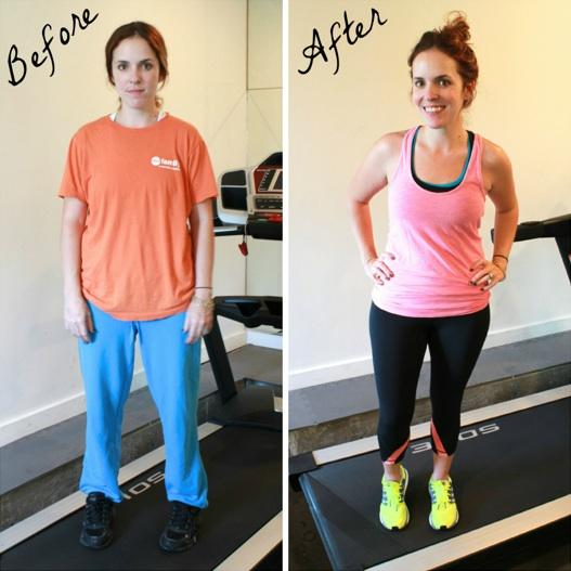 2. Invest In Flattering Workout Clothes Looking and feeling good goes a long way towards staying confident and motivated. If you have gym clothes that make you look and feel good about yourself, you're more likely to keep a regular workout routine.