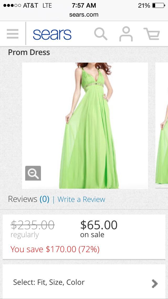 sears.com $65