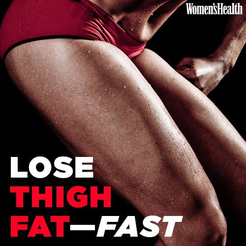Follow these easy tips to loose lots of thigh fat fast👍