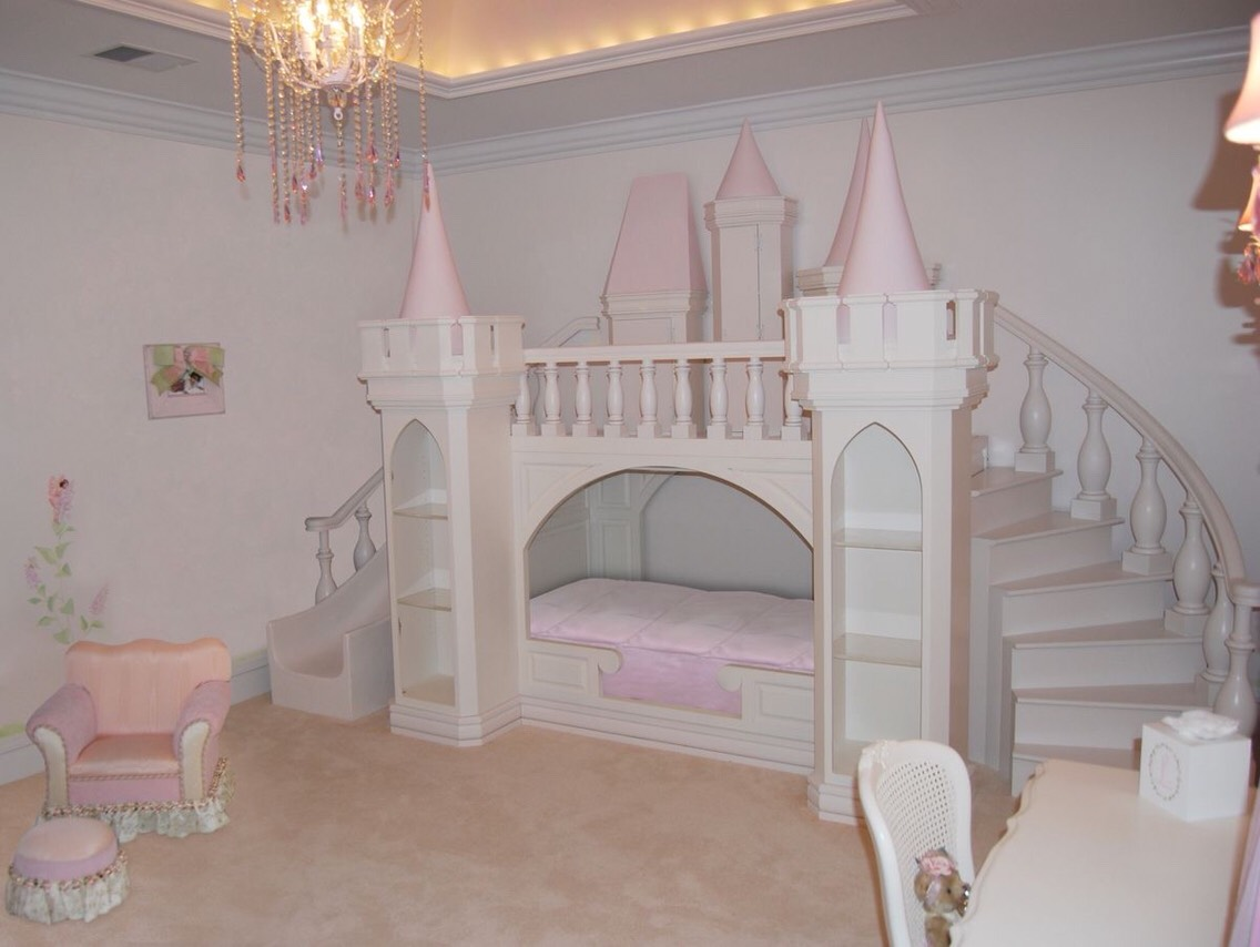 32 Dreamy Bedroom Designs For Your Little Princess: Musely