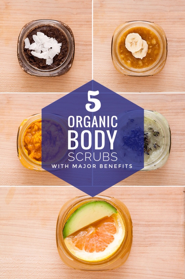 check out my tip for some DIY Body Scrubs!
