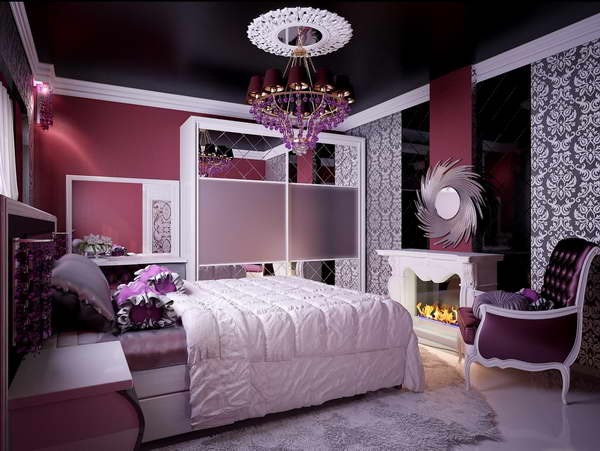 💜 this chandelier