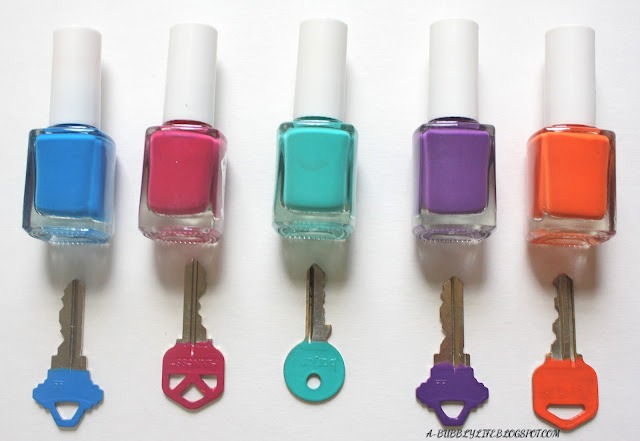 Second method is painting them with nail polish. This is pretty self explanatory how to do.