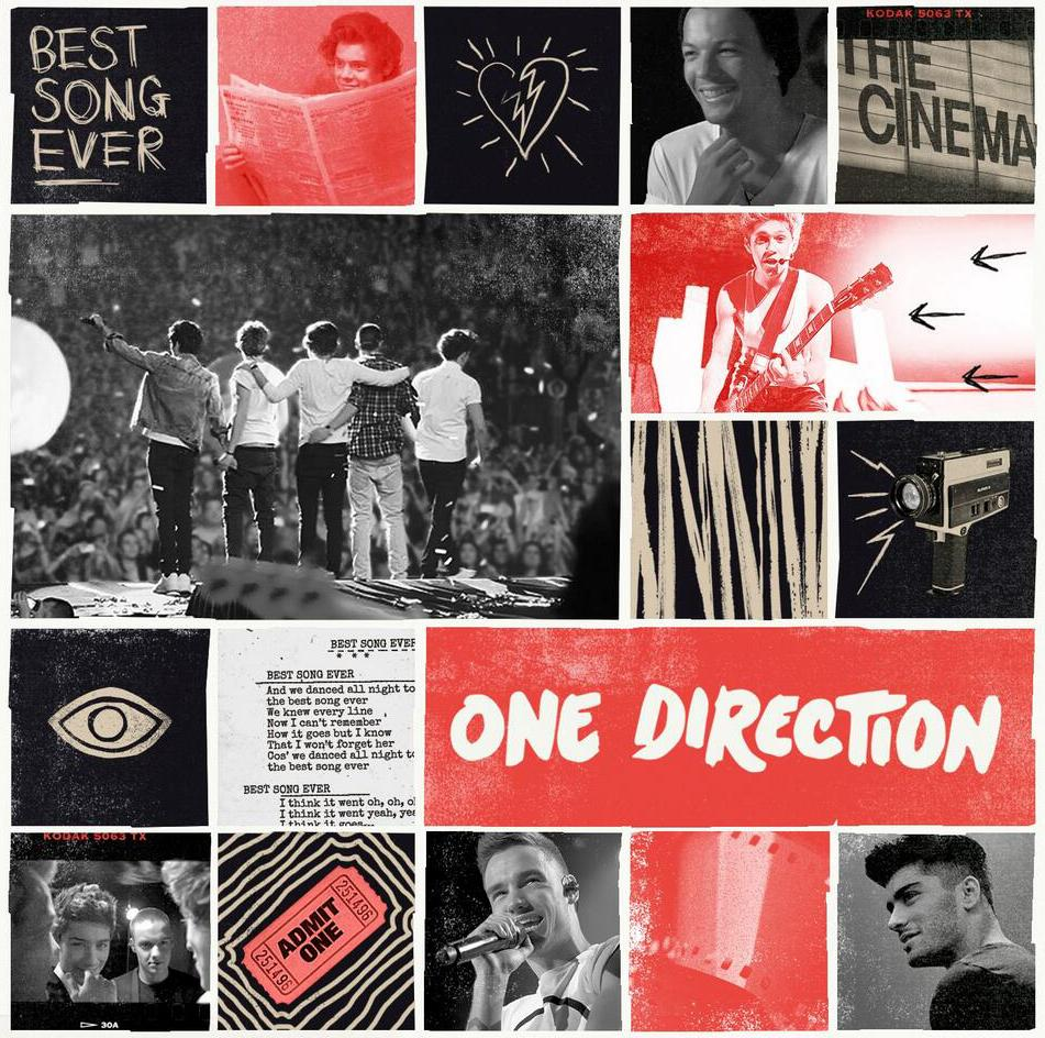 Best sing ever by one direction?