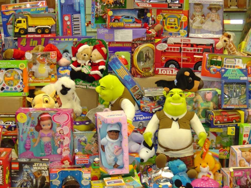 Buy toys for your child based on what they like. It can be a mini store where your the clerk and they're the customers. Charge the costs of each toy differently.